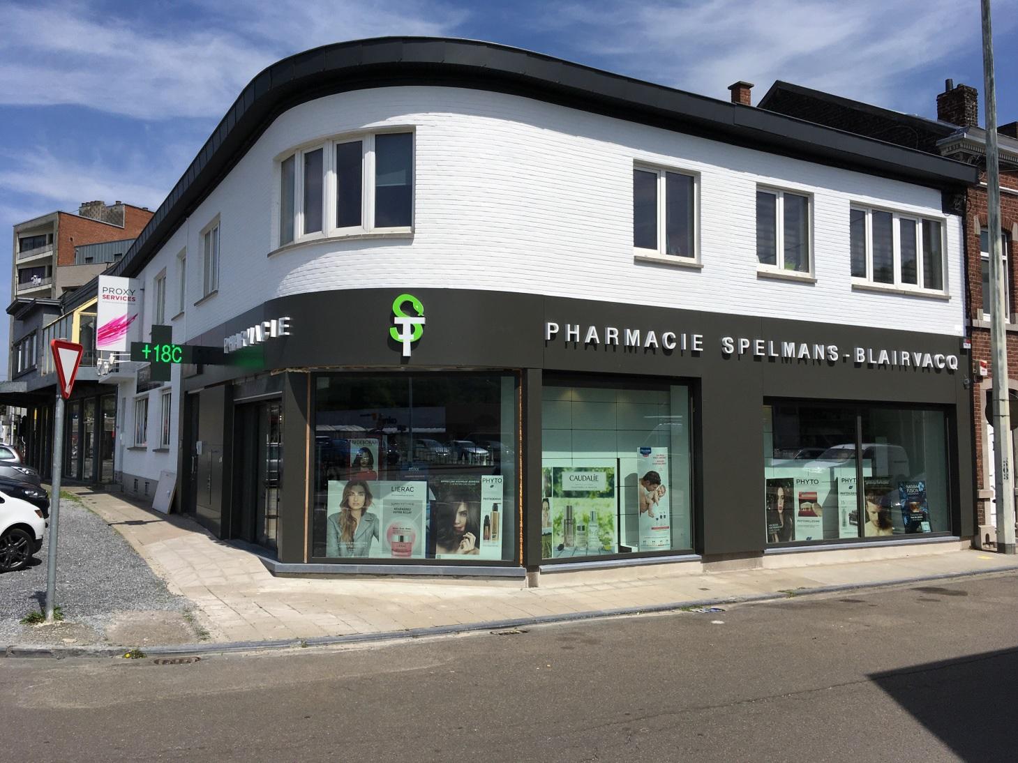 Spelmans facade